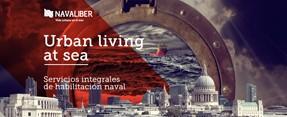 Navaliber. Vida urbana en el mar